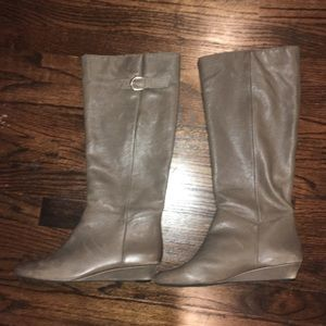 Steven by Steve Madden Intyce Leather boots